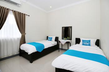 Airy Syariah Klojen Kawi 7A Malang Malang - Standard Twin Room Only Special Promo Sep 42