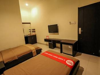 NIDA Rooms Panakukkang Mall Makassar - Double Room Double Occupancy App Sale Promotion