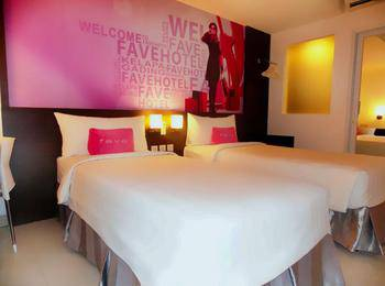 favehotel Kelapa Gading - Standard Room With Breakfast Regular Plan