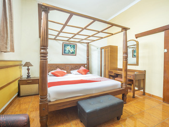 OYO 2706 Hotel Lodaya Syariah Bandung - Suite Double Regular Plan