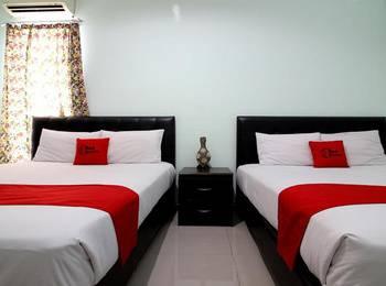RedDoorz Plus @ Timoho Yogyakarta - RedDoorz Twin Room Kurma Deal