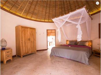 Seed Resort Rote Ndao - Bungalow Ocean Front Save 25% - Pegipegi Promotion