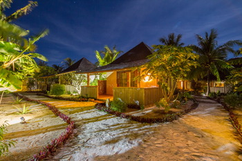 Seed Resort Rote Ndao - Superior Suite with Terrace and Garden View Special Offer