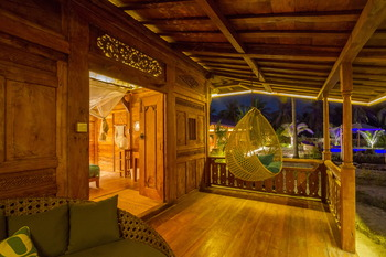 Seed Resort Rote Ndao -  Deluxe Beachfront Suite with Balcony and Sea View Special Offer