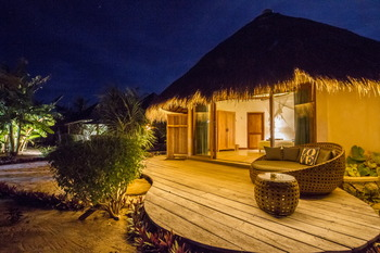 Seed Resort Rote Ndao - Deluxe Oceanview Suite with Terrace and Sea View Special Offer