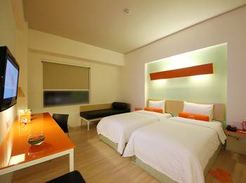 HARRIS Sentul - HARRIS Room Only Regular Plan