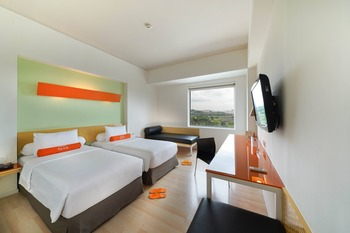 HARRIS Sentul - HARRIS Room 1 Breakfast HARRIS SENTUL DEALS