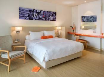 HARRIS Resort Barelang Batam Batam - HARRIS Room Garden View - Room Only Regular Plan