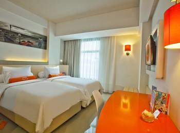 HARRIS Hotel Seminyak Bali - HARRIS Room with Breakfast Regular Plan