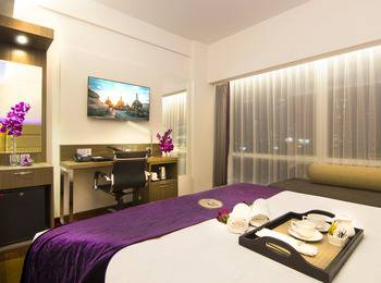 Satoria Hotel Yogyakarta Adisucipto - Superior King Room Only Regular Plan