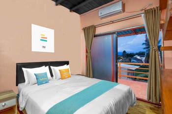 Sans Hotel Borobudur Banyuwangi Banyuwangi - Deluxe Room AntiBoros