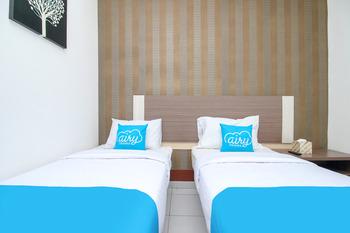 Airy Bandara Soetta Surya Darma A1 Tangerang Tangerang - Deluxe Twin Room Only Special Promo 11