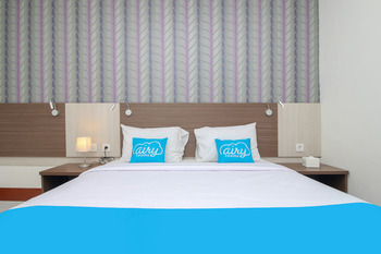 Airy Bandara Soetta Surya Darma A1 Tangerang Tangerang - Executive Double Room Only Special Promo 11