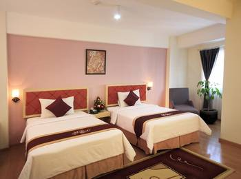 Gunawangsa Manyar Hotel Surabaya - Deluxe Business Twin Regular Plan
