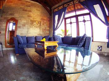 Puri Uluwatu Villas Bali - Superior Double Room Regular Plan
