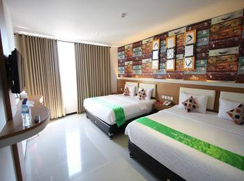 Tab Hotel Surabaya - Family Quadruple Minimum Stay 3 Nights