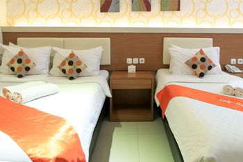 Tab Hotel Surabaya - Family Quadruple Room Only Last Minute