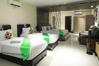Tab Hotel Surabaya - Suite Room Only Last Minute