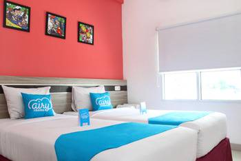 Airy Mataram Cakranegara Nakula 14 Lombok - Superior Twin Room Only Regular Plan