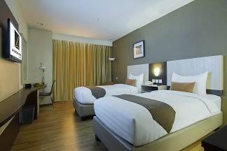 de Laxston Hotel  Yogyakarta - Deluxe Twin Room Only Regular Plan