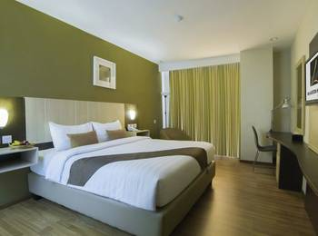de Laxston Hotel  Yogyakarta - Executive Room Only Regular Plan