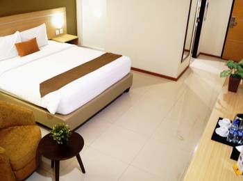 de Laxston Hotel  Yogyakarta - Executive King Room  Breakfast Regular Plan