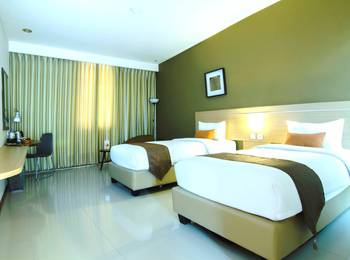 de Laxston Hotel  Yogyakarta - Executive Room Twin Bed Room Only Regular Plan