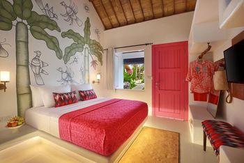 PinkCoco Gili Air Lombok - Kamar Cocoon (Khusus Dewasa) Regular Plan
