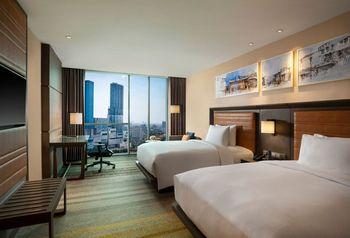 DoubleTree by Hilton Surabaya Surabaya - Twin Guest Room Only Regular Plan