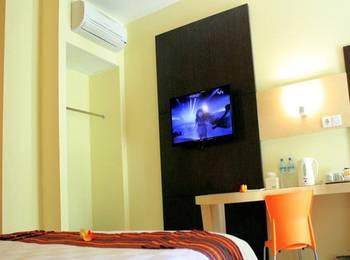 M Hotel Lombok Lombok - Deluxe Room Only Regular Plan