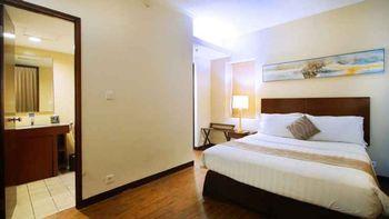 Grand Dafam Ancol Jakarta Jakarta - One Bedroom Deluxe Queen Regular Plan