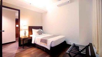 Grand Dafam Ancol Jakarta Jakarta - Two Bedroom Deluxe Room Regular Plan