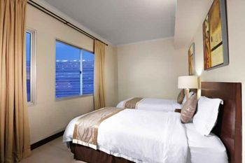 Grand Dafam Ancol Jakarta Jakarta - One Bedroom Deluxe Twin Regular Plan