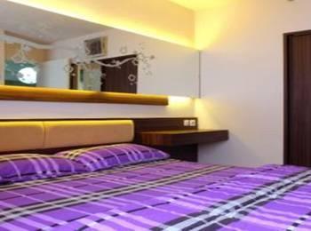 Apartment Kalibata City Green Palace By Hoostia Jakarta - Family Two Bedrooms (3 Pax) Regular Plan