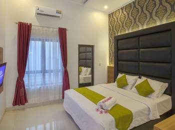 The Baliview Luxury Hotel & Resto Pekanbaru - Deluxe Suite Villa Only (Three Bed Room) Regular Plan