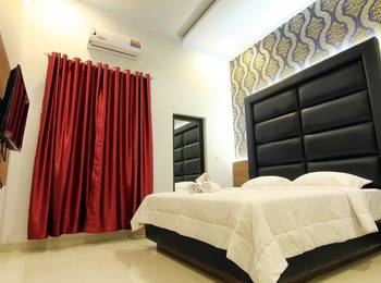 The Baliview Luxury Hotel & Resto Pekanbaru - Junior Suite Villa Only (Three Bed Room) Regular Plan