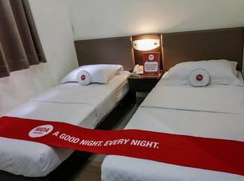 NIDA Rooms Semarang Kalikuping - Double Room Double Occupancy Special Promo