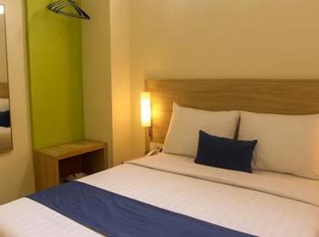 D Inn Hotel Surabaya Surabaya - Deluxe Room Only Regular Plan