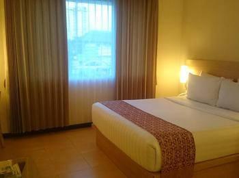 D'Inn Rungkut Juanda Surabaya - Superior Double Bed Room Only Regular Plan