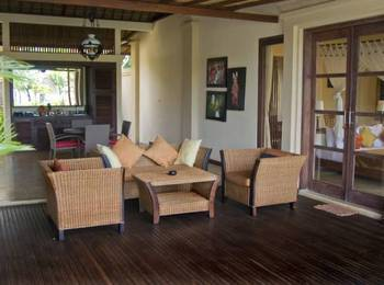 Amertha Bali Villas Bali - 2 Bedroom Ocean Front Pool Villa Regular Plan