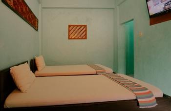 Indonesia Hotel Malioboro Yogyakarta - Standard FAN & TV Regular Plan