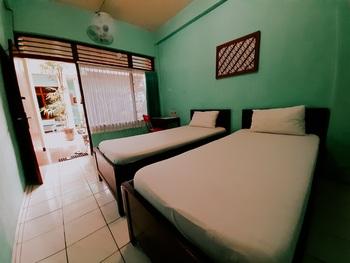 Indonesia Hotel Malioboro Yogyakarta - Standard FAN Regular Plan