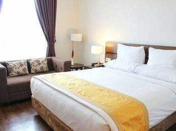 Horison Forbis Hotel Cilegon - Executive Deluxe Room Regular Plan