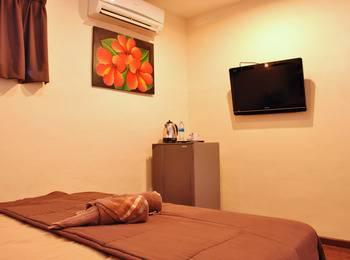 Bemo Corner Guest House Bali - Kamar Deluxe Booking Cepat 50 % Diskon