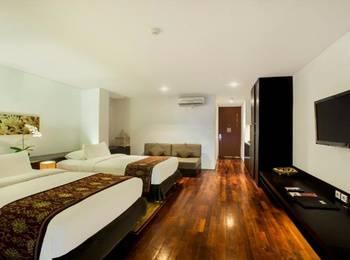 Taum Resort Bali Bali - Hot Deal Studio Room Only  Regular Plan