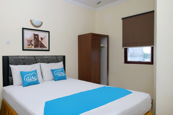Airy Syariah Panakkukang Ruko Mirah Pengayoman Makassar - Deluxe Double Room with Breakfast Regular Plan