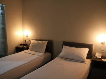 Antoni Hotel Jakarta - Executive Room Twin Regular Plan