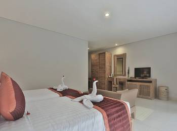 Pertiwi Bisma 1 Ubud - Valley Suite dengan Sarapan PENAWARAN SPECIAL