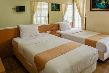 Rumah Tamu Guest House Bandung - Standard Twin Room Regular Plan