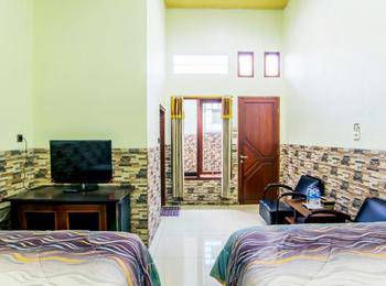 Hotel Buah Sinuan Lembang - New Grand Family Regular Plan